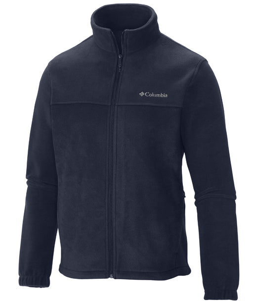 Columbia Men's Steens Mountain Full Zip Fleece in Collegiate Navy at Dave's New York
