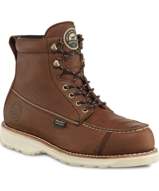 Irish Setter Men's Wingshooter 7-inch Waterproof Work Boot (838) at Dave's New York