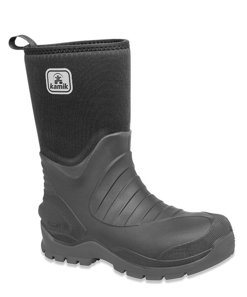 Kamik Men's Shelter Boots – Black