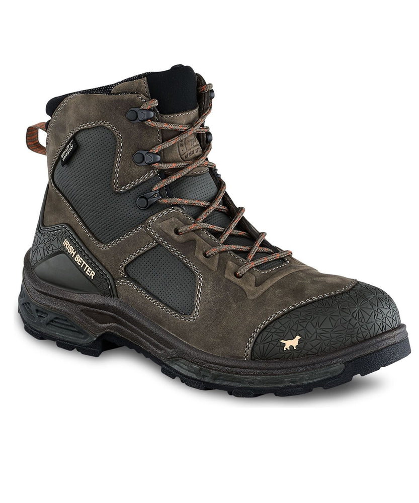Irish Setter Men's Kasota Waterproof 6-inch Work Boots