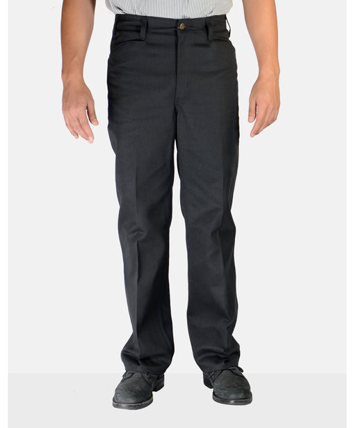 Ben Davis Trim Fit Pants in Black at Dave's New York