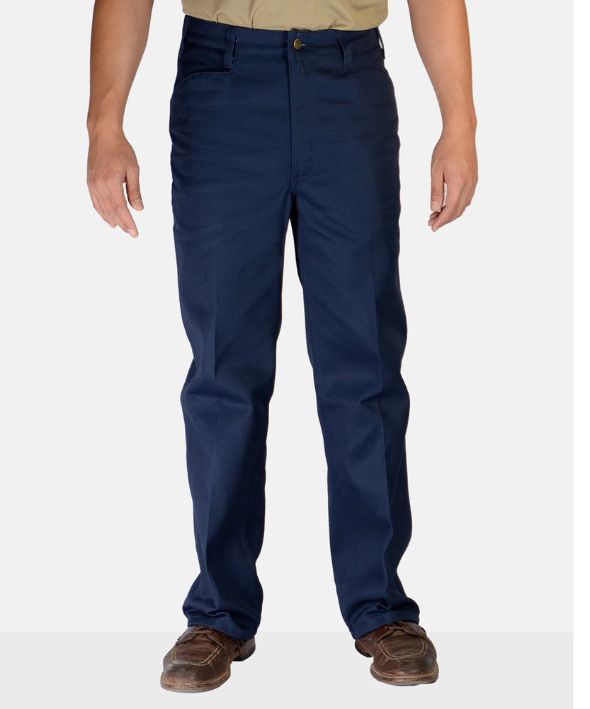 Ben Davis Trim Fit Pants in Navy at Dave's New York