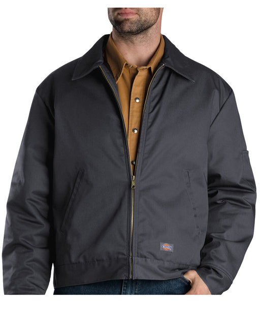 Dickies Lined Eisenhower Jacket - Charcoal