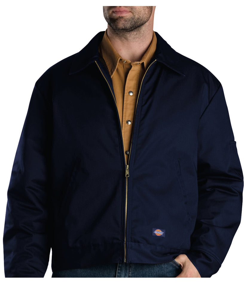Dickies Insulated Eisenhower Jacket in Dark Navy at Dave's New York