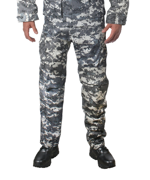 Rothco Army Style BDU Cargo Pants – Subdued Urban Digi Camo