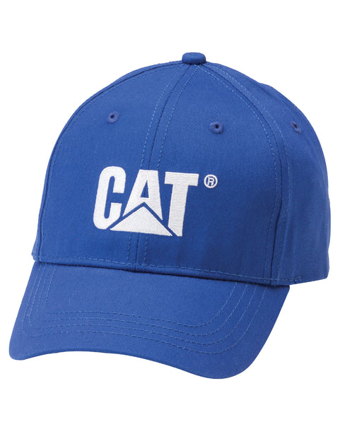 Caterpillar Trademark Cap – Bright Blue at Dave's New York