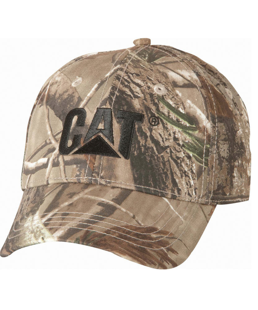 Caterpillar Trademark Cap – RealTree Xtra Camouflage at Dave's New York