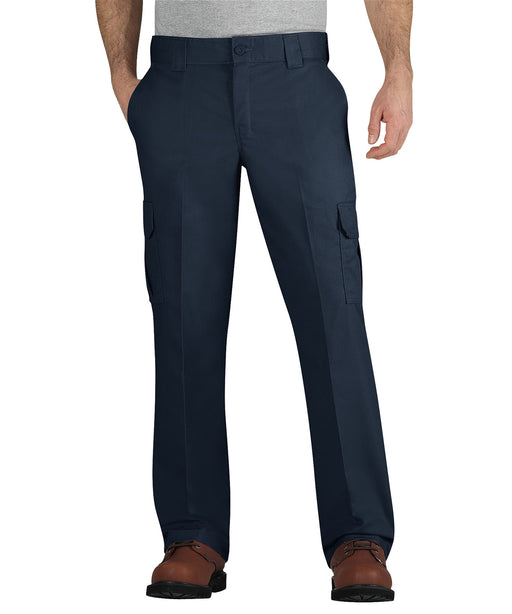 Dickies Twill Cargo Pants in Dark Navy at Dave's New York