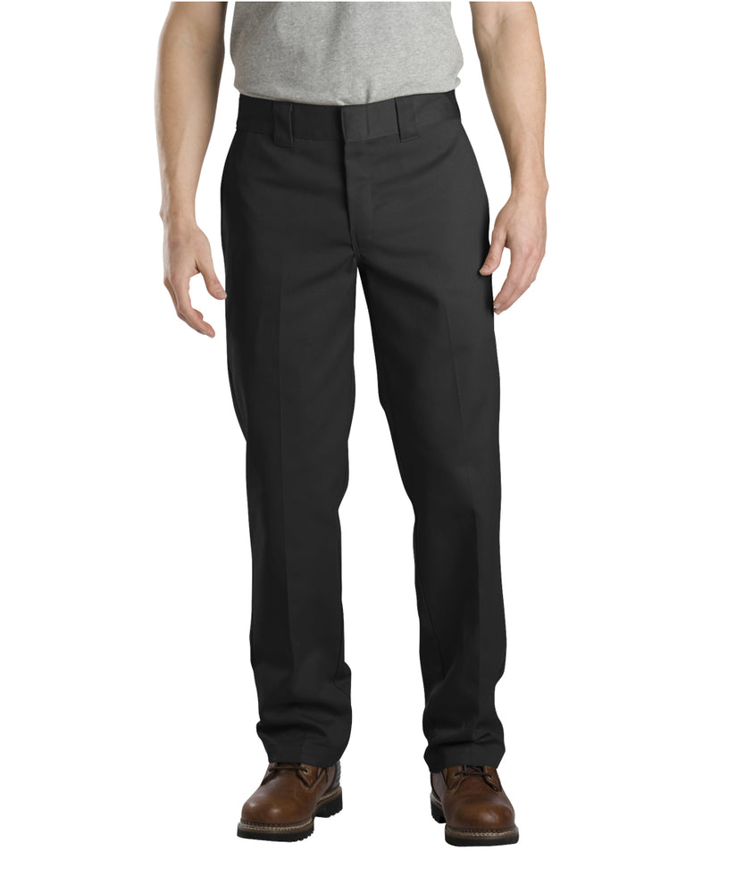 Dickies Slim Fit WP873 Work Pants - Black