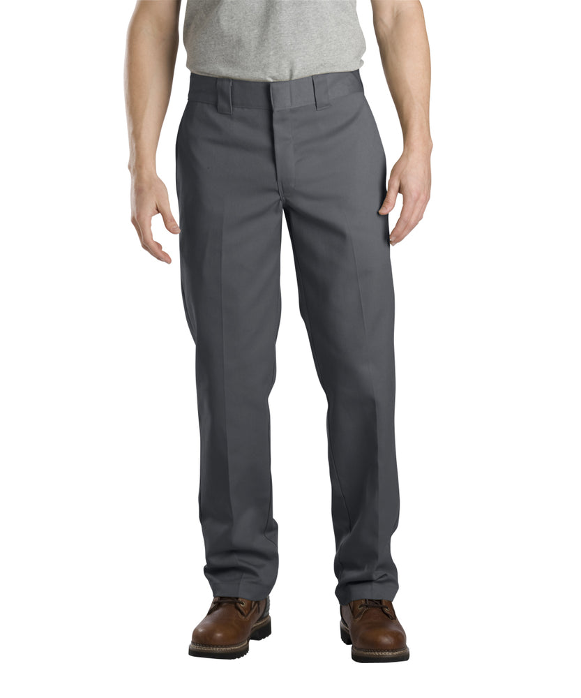 Dickies Slim Fit WP873 Work Pants - Charcoal