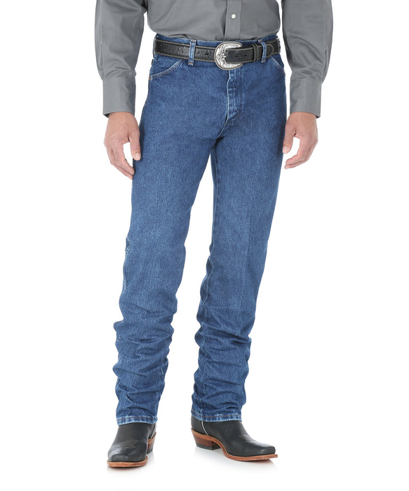 Wrangler Men's Pro Rodeo Cowboy Cut Jeans - Stonewash at Dave's New York
