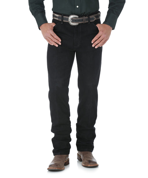 Wrangler Men's Pro Rodeo Cowboy Cut Jeans - Black at Dave's New York
