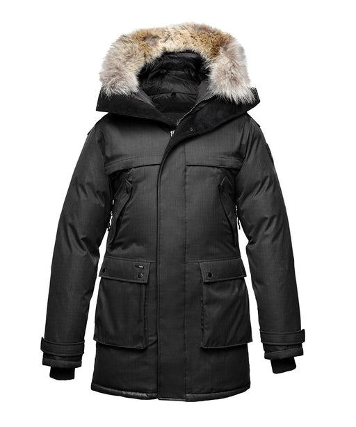 Nobis Yatesy Men's Parka - Black