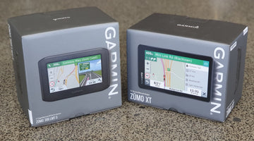 Motoland now stocks Garmin Motorcycle GPS
