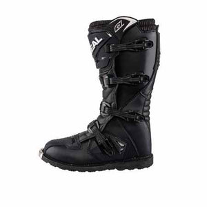 ONEAL Rider Offroad/Dirt Boots - Black - Peewee/Youth
