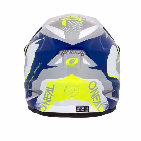 O'NEAL 3 Series Helmet - Riff Blue - Adult