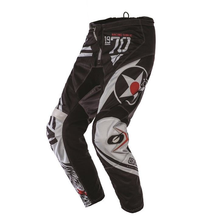 ONEAL Element Warhawk Pants - Black/Gray - Youth & Adult