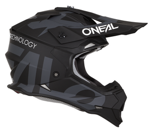 ONEAL 2 Series Helmet - Slick - Black - Adult