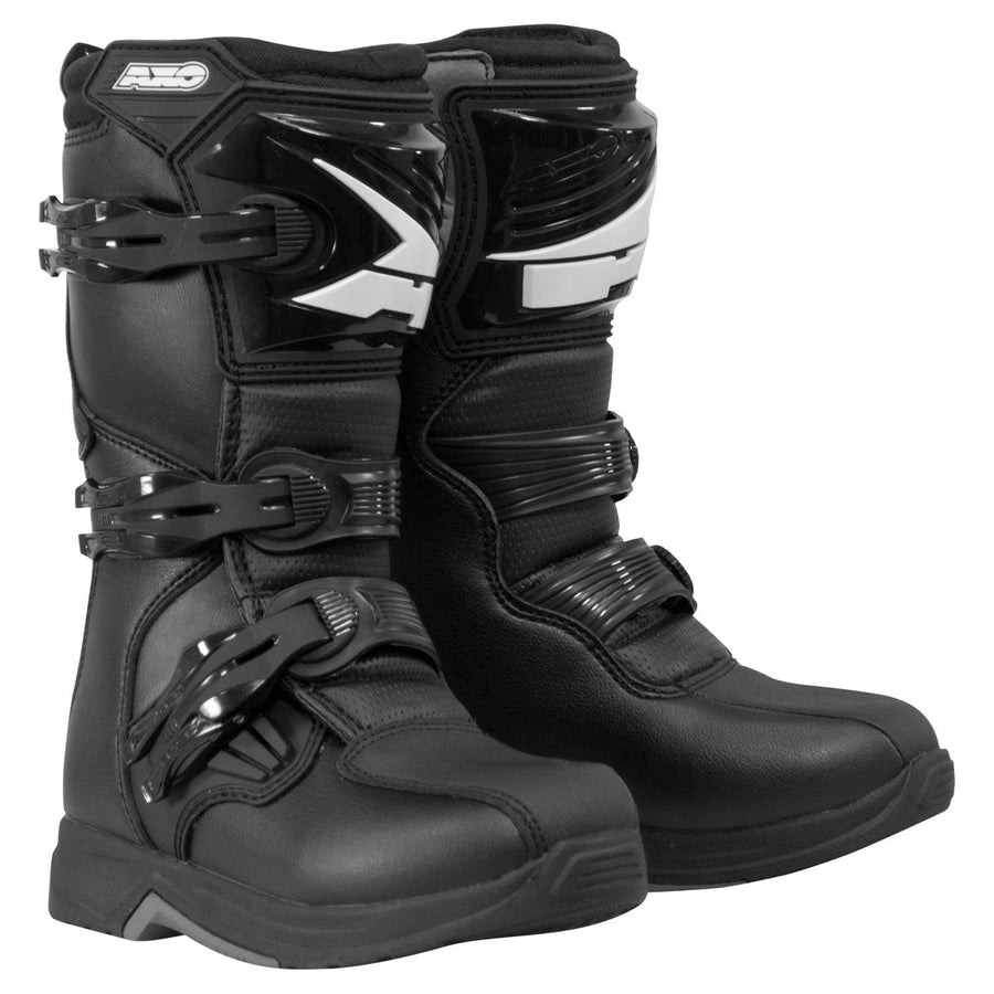 AXO Drone Motocross Boots - PEEWEE