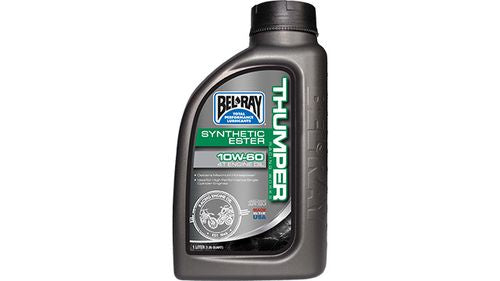BelRay Thumper Synthetic Ester 10W-60 4T Engine Oil