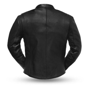 First Manufacturing Speed Queen - Women's Leather Motorcycle Jacket