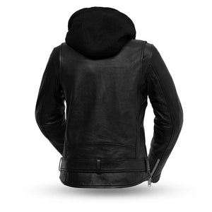 First Manufacturing Ryman - Ladies Leather Jacket