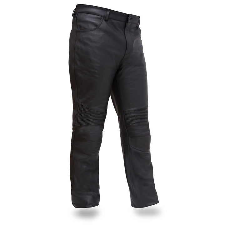 First Manufacturing Smarty Pants - Mens Leather Pants