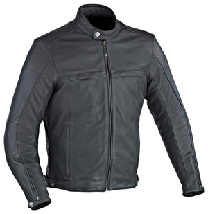 Ixon Copper Slick Leather Jacket