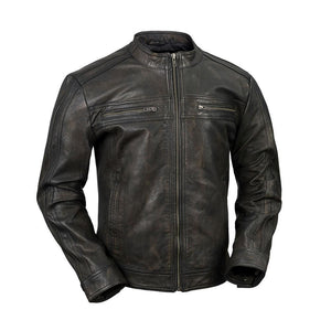 Cruiser - Men's Leather Jacket