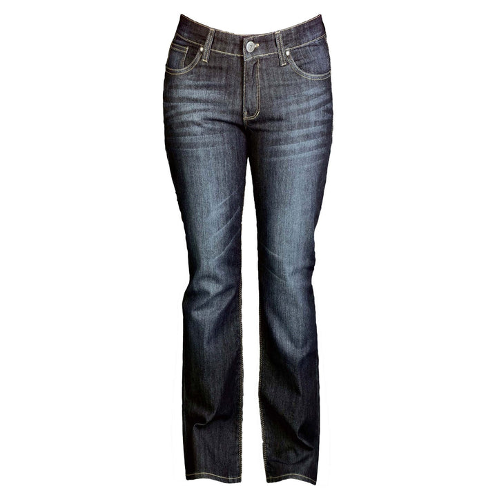 Resurgence Gear Pekev Jeans - Blue Black - Womens