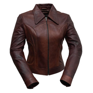 Charlotte - Women's Leather Jacket