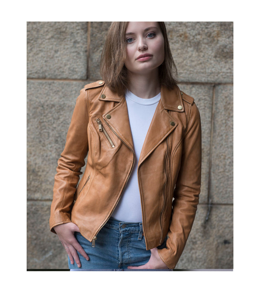 Harper - Women's Leather Jacket