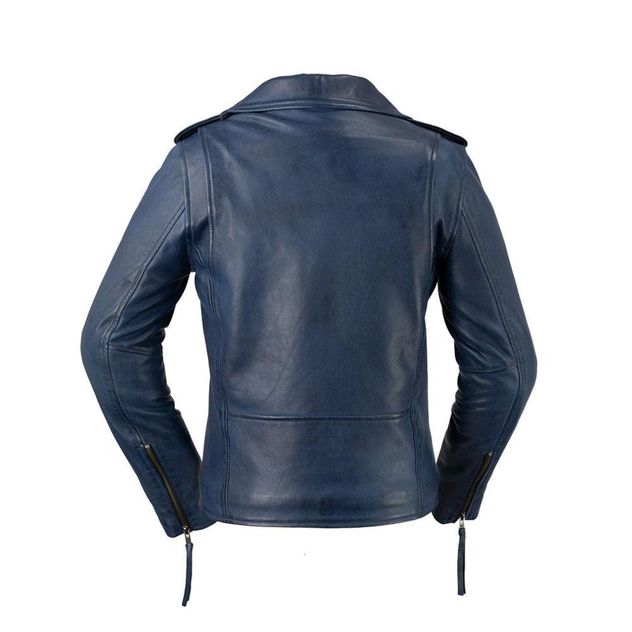 Rockstar - Women's Leather Jacket