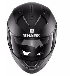 SHARK RIDILL BLANK MATT BLACK