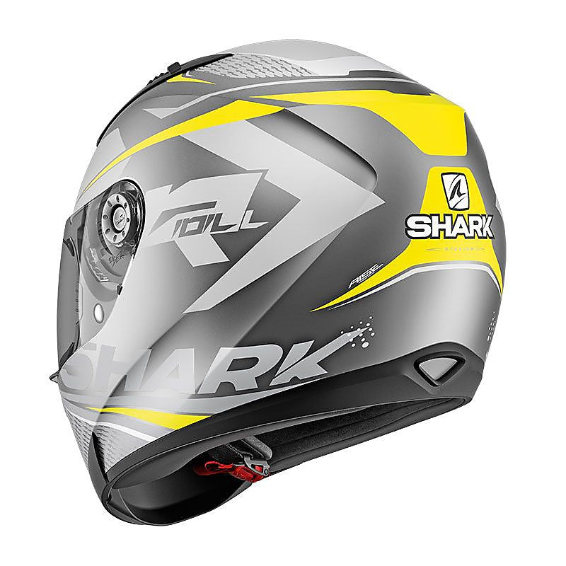 SHARK RIDILL STRATOM ANTHRACITE MATT YELLOW