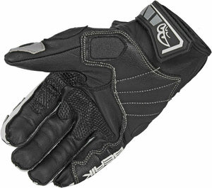 BERIK AURIC LEATHER GLOVE BLACK & GREY