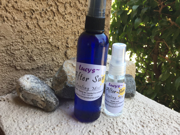 After Sun Cooling Mist | Summer Skin Relief - Lucy's Stores