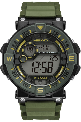 HEAD Blaze Watch - Gents Quartz Digital