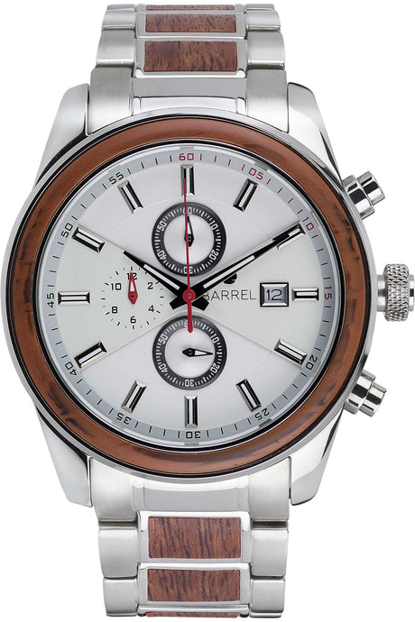 Barrel Dawn Watch - Gents Quartz Chronograph