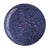 CUCCIO | POWDER POLISH DIP | 5606 BLUE W/PINK GLITTER  | 1.6 OUNCES