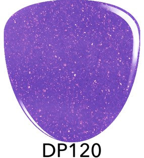 REVEL MATCHING POLISH | DP120  SASSY | 0.5 OUNCES