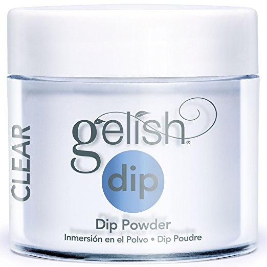 GELISH DIP SYSTEM |  1610997 CLEAR AS DAY |3.7 OUNCES