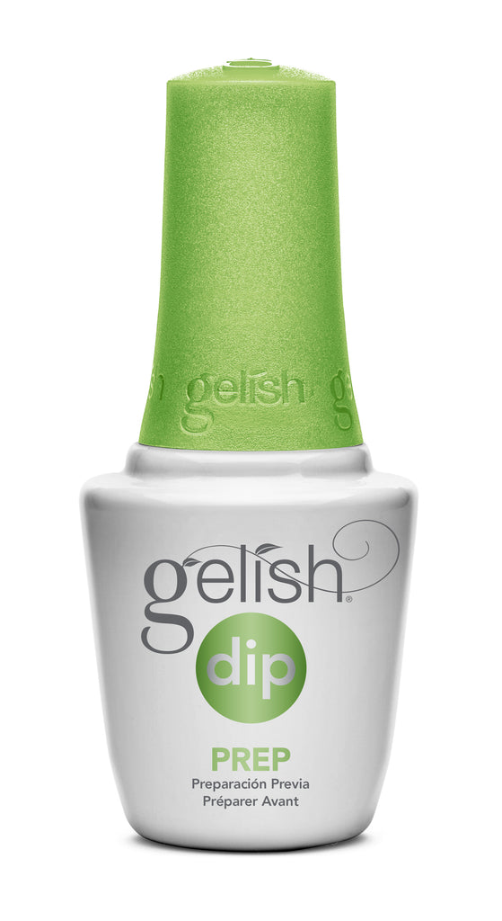 GELISH DIP SYSTEM | LIQUID #1 PREP | 0.5 OUNCES