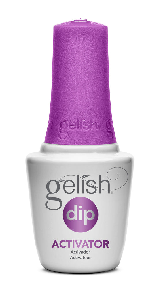 GELISH DIP SYSTEM | LIQUID #3 ACTIVATOR | 0.5 OUNCES