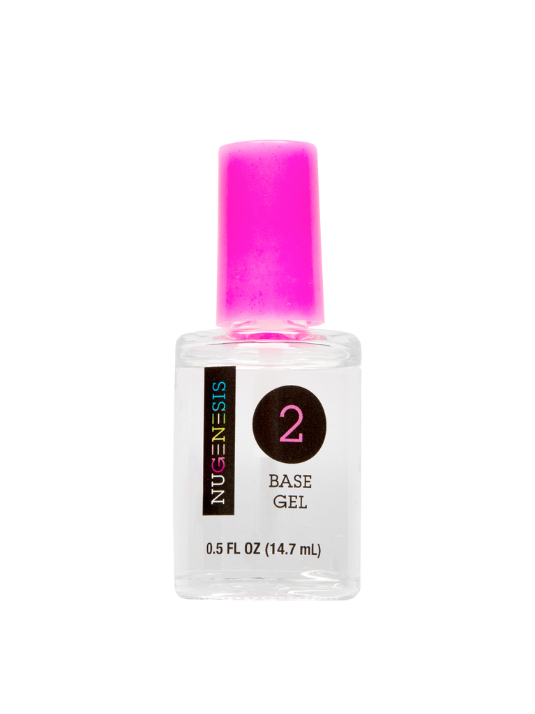 NUGENESIS | LIQUID 2 | BASE GEL (0.5 FL.OZ)