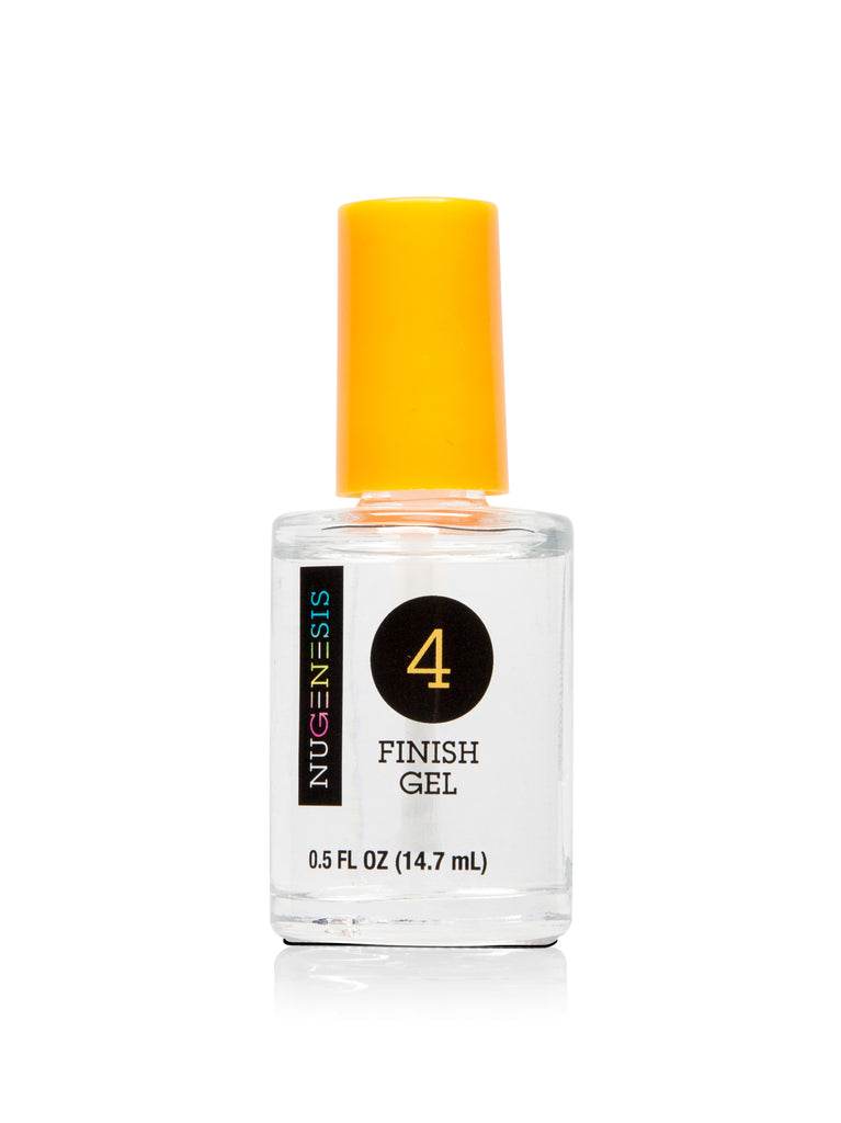 NUGENESIS | LIQUID 4 | FINISH GEL (0.5 FL.OZ)