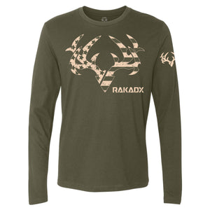 Star Spangled Rak Long Sleeve