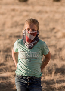 """Freedom"" FaceMask/Neck Gaiter"
