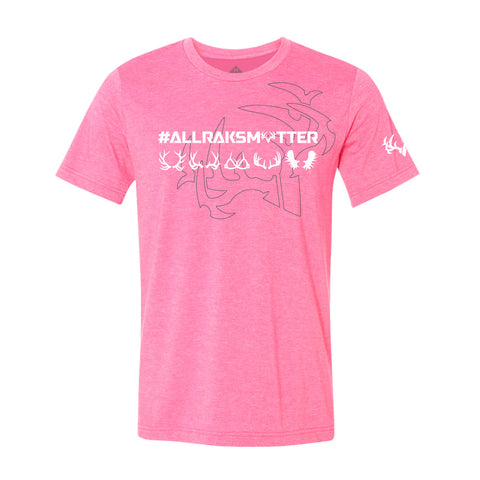 All Raks Matter with Boobies Pink | LIMITED EDITION