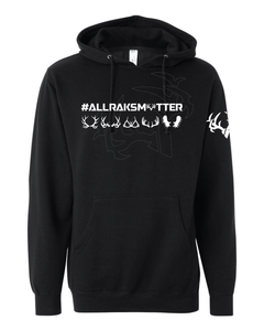 All Raks Matter with Boobies Hoodie